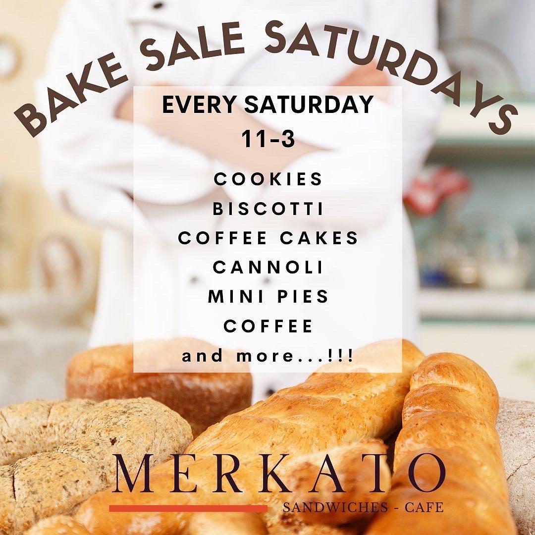 Merkato Bake Sale